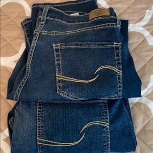 Levi jeans, brand new.